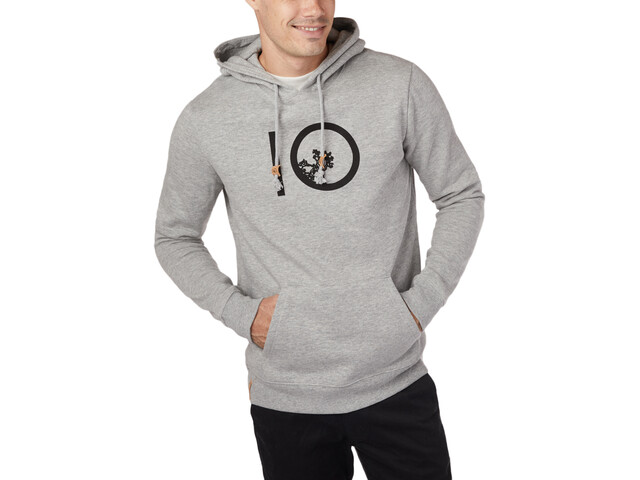tentree Ten Huppari Miehet, hi-rise grey heather